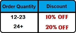 Discount-PK & QT
