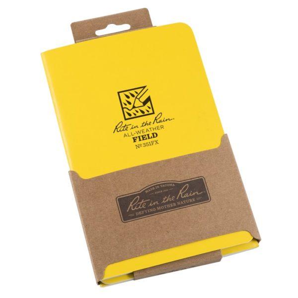 Stapled Notebook