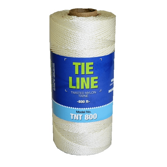 TNT-800 Twisted Nylon Twine, 800'
