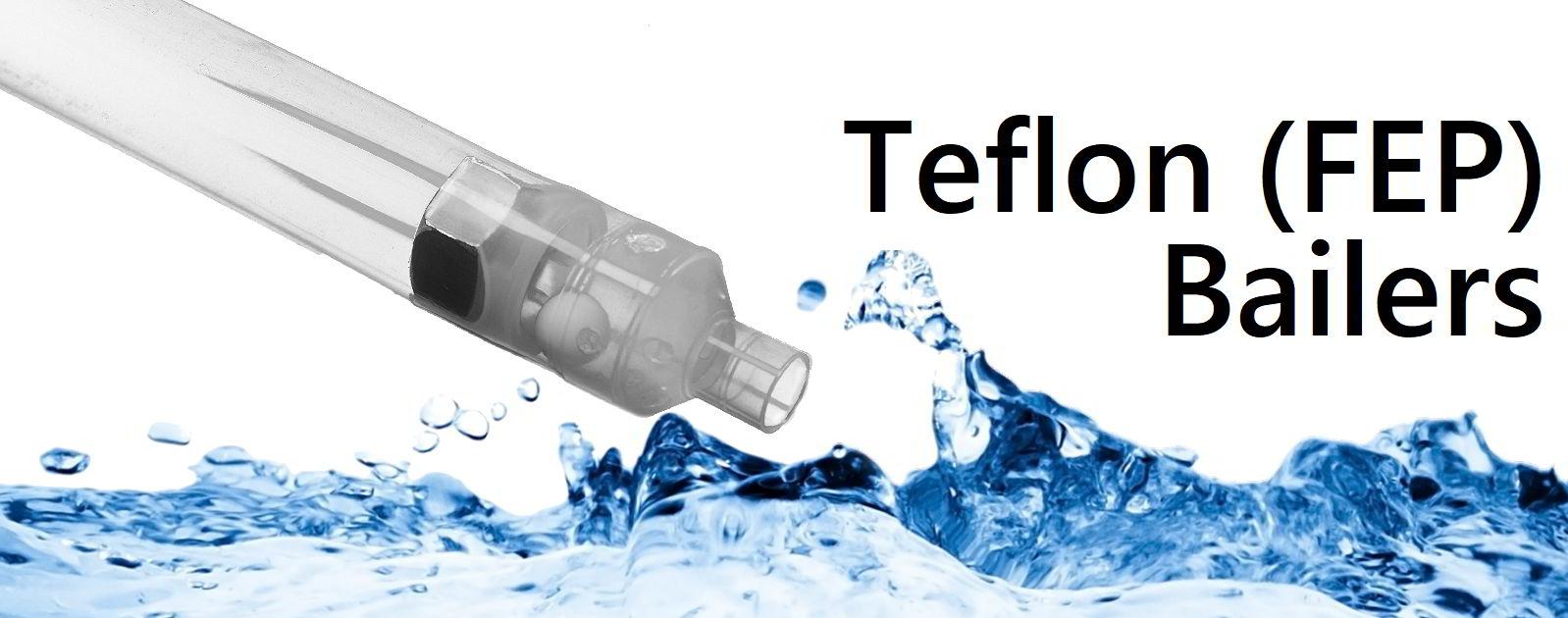 Teflon®/FEP Bailers