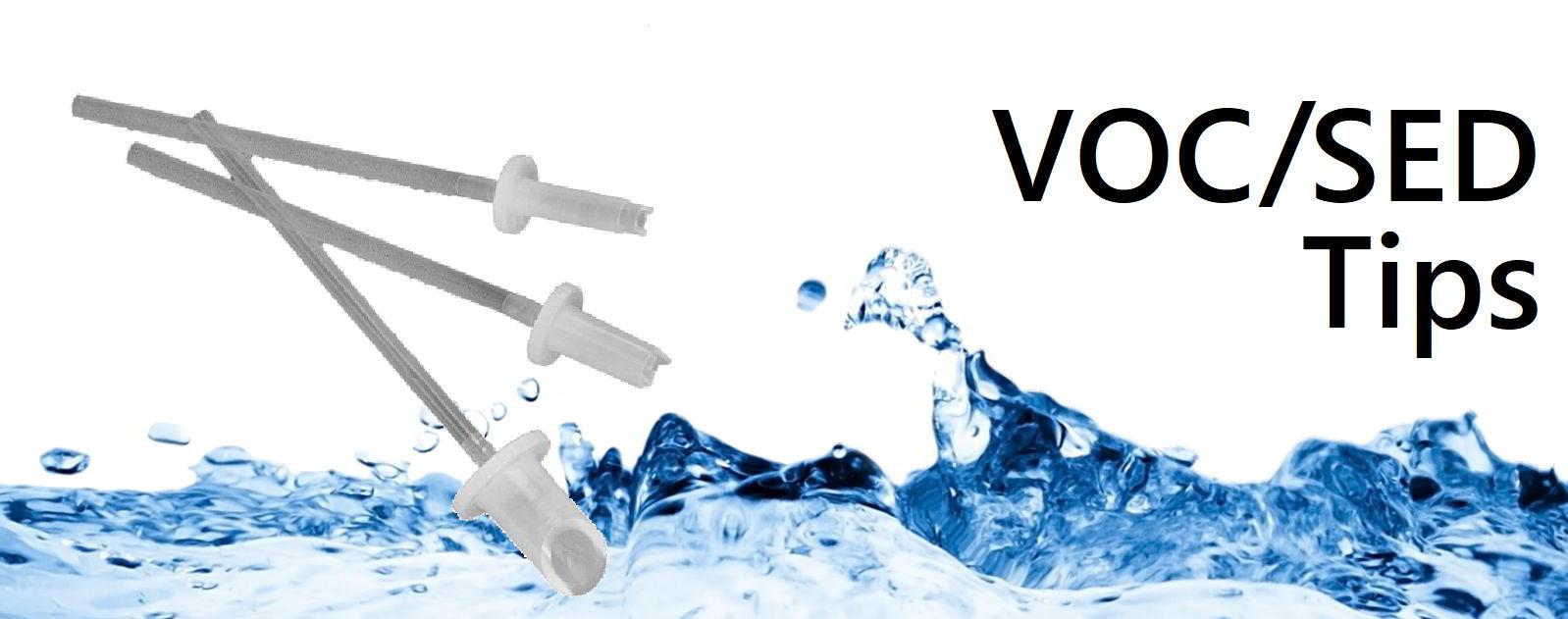 VOC/SED Tips
